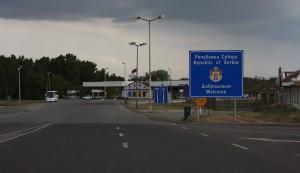 Confine Serbia Ungheria