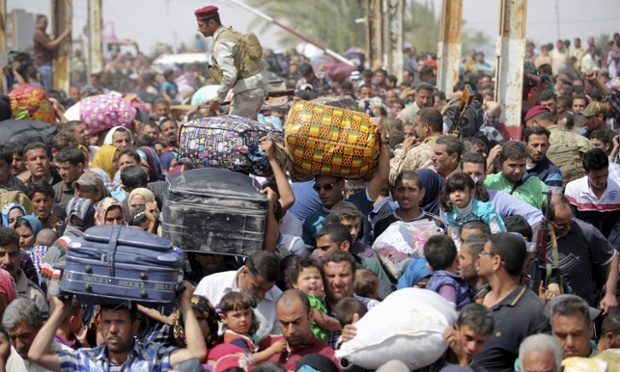 rifugiati Iraq