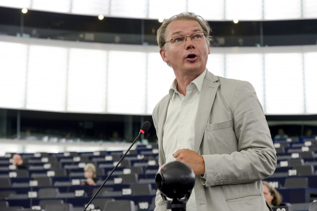 Philippe Lamberts - foto Parlamento Ue