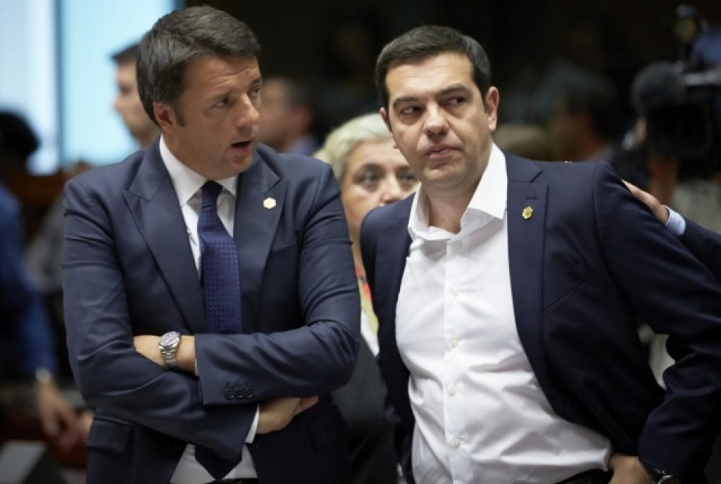 Renzi Tsipras