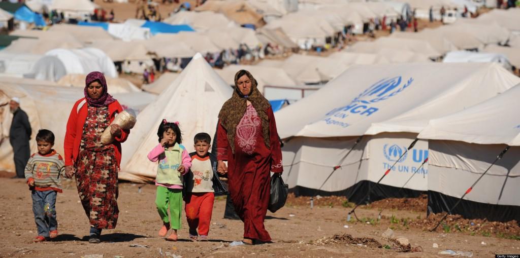 Rifugiati siriani