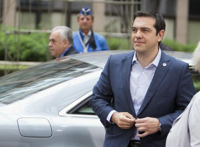 Tsipras eurosummit 2