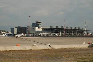 L'aeroporto regionale di Salonicco, uno dei 14 ceduti a Fraport