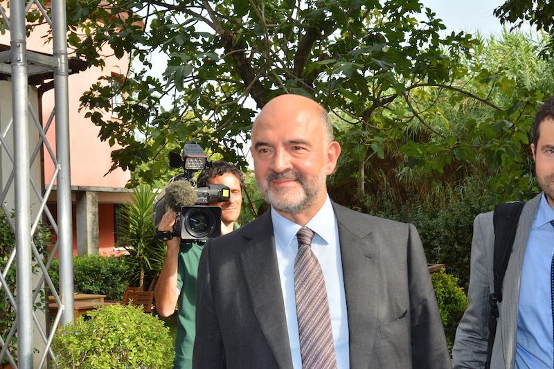Ue, Padoan replica a Moscovici: