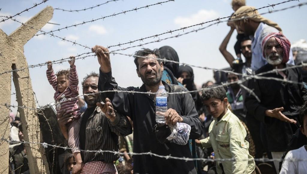 rifugiati confine