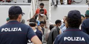 hotspot Lampedusa