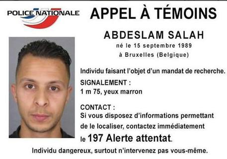 Abdeslam Salah, parigi, attentati, bruxelkles, terrorismo, Molenbeek