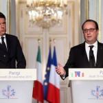 Renzi Hollande terrorismo