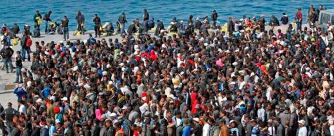 Migranti italia Libia