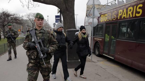 militari Francia