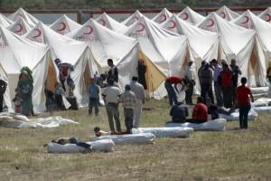 rifugiati siriani Turchia