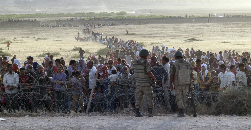rifugiati turchia