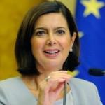 Laura Boldrini, europa, parlamento, bruxelles