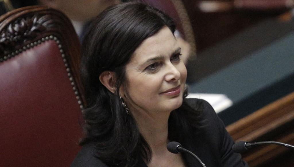 Laura Boldrini, unione europea