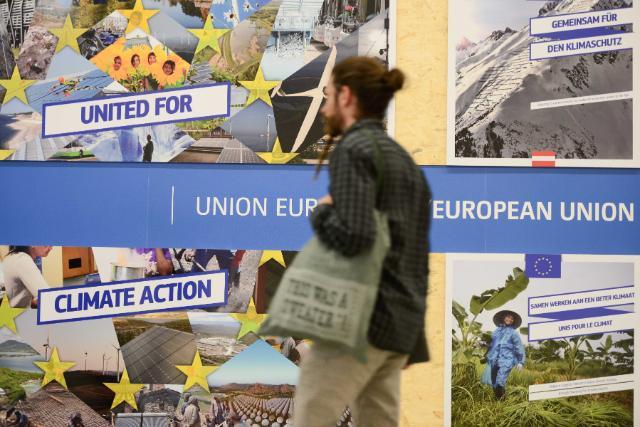 Commissione europea clima cop 21