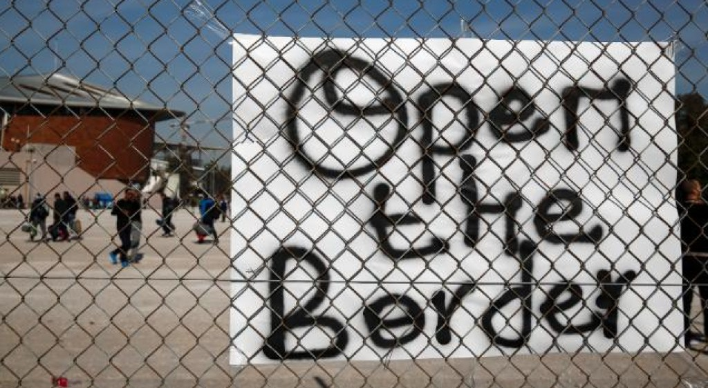 Eleonas rifugiati Grecia 1