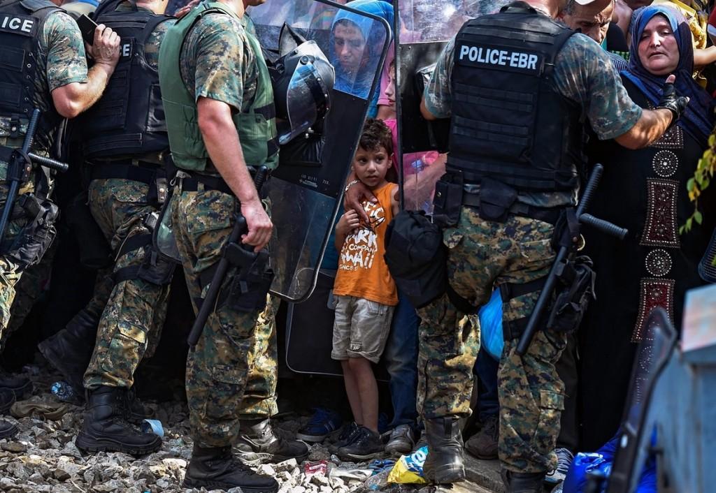 Frontex Macedonia