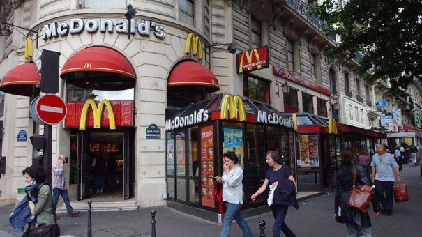 mcdonald's tasse imposte