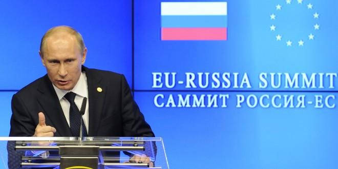 Putin Russia Ue