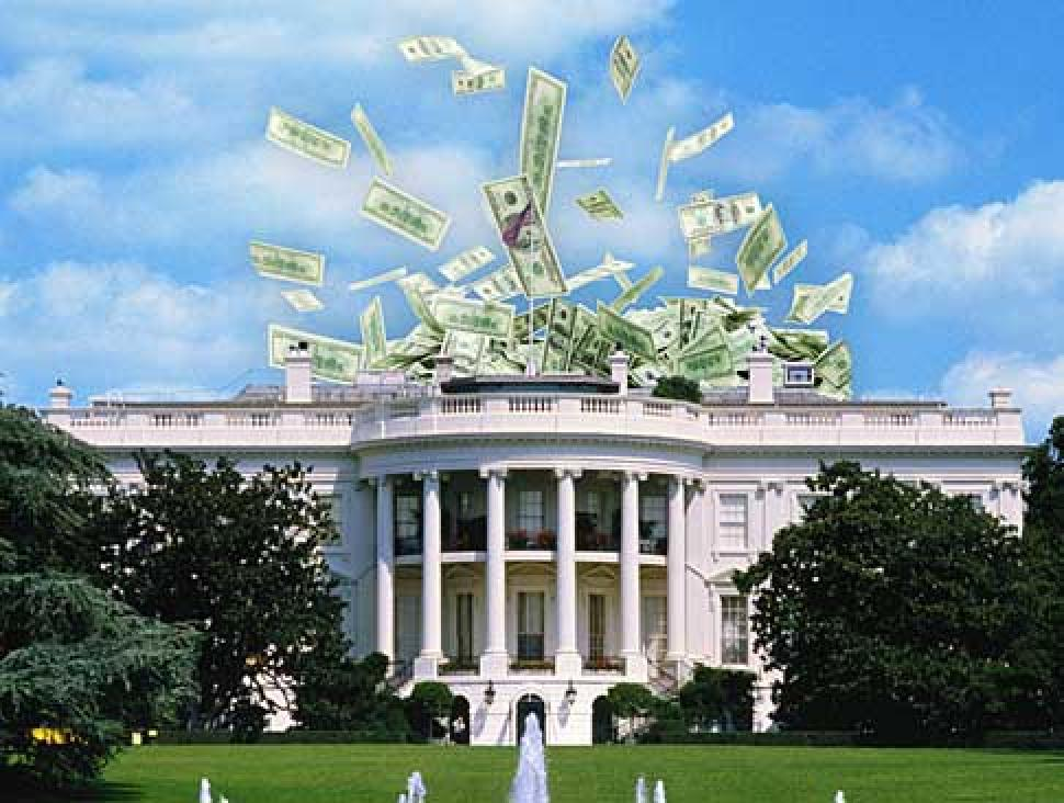 presidenziali usa, clinton, trump, soldi