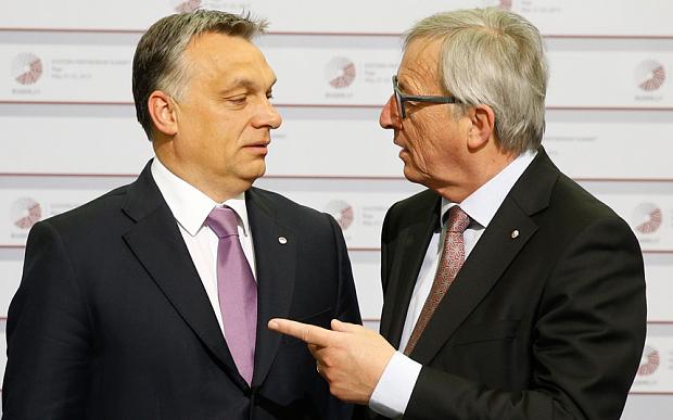 Ungheria Ue migranti