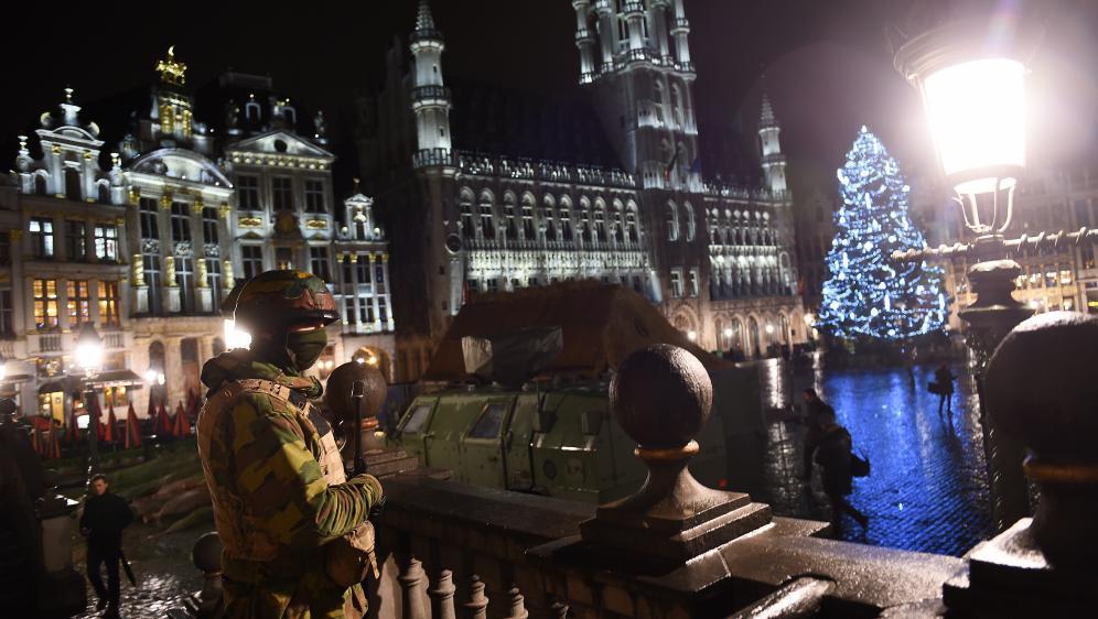 Bruxelles, terrorismo, capodanno