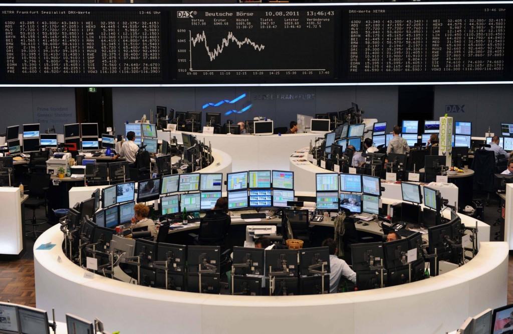 Draghi, Borse, Banche italiane