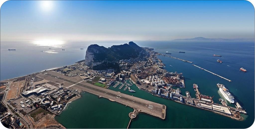 Gibraltar, airport, Watson, Frattini