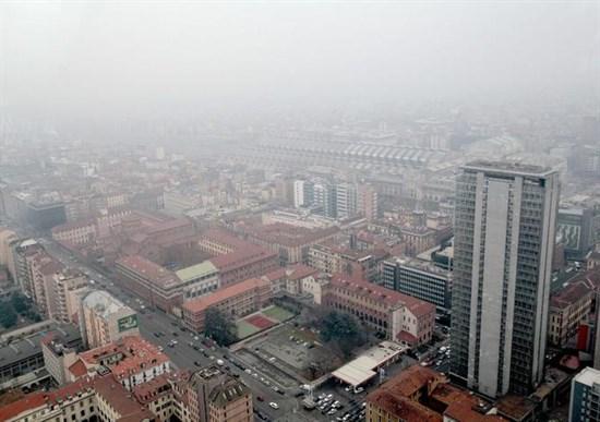 inquinamento, smog, italia, ue, multa