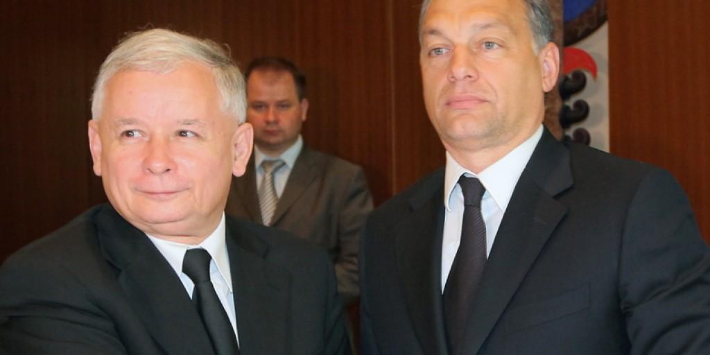 Ungheria Polonia Orban