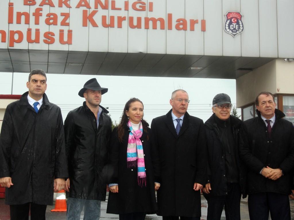 Pse, Turchia, giornalisti