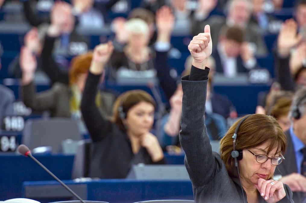 voto Parlamento Ue