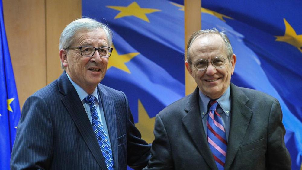 Italia, Commissione europea, debito