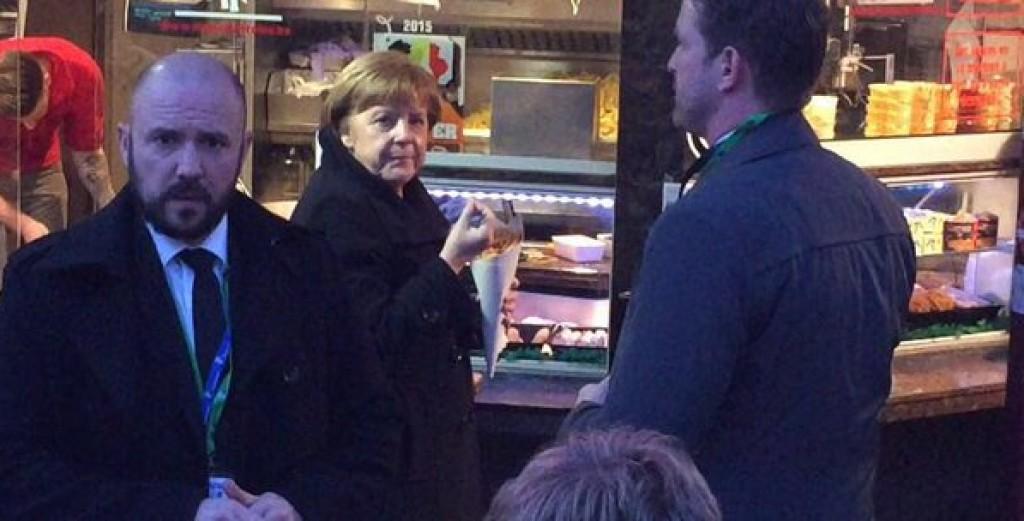 Merkel, Brexit, Consiglio europeo, patate fritte