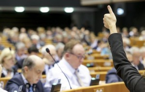 Parlamento europeo voto