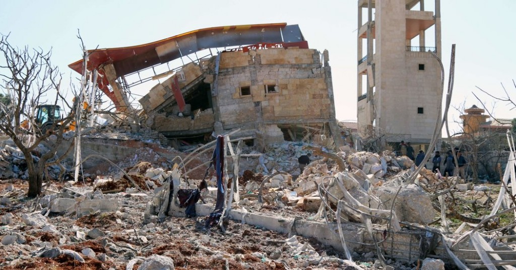 Siria ospedale