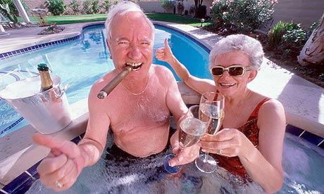 anziani ricchezza