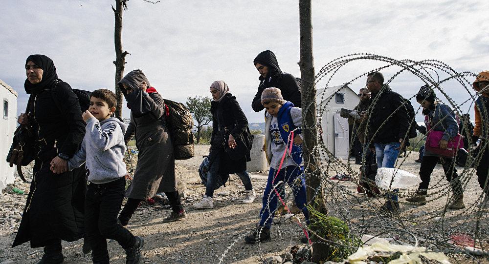 migranti, emergenza umanitaria, balcani