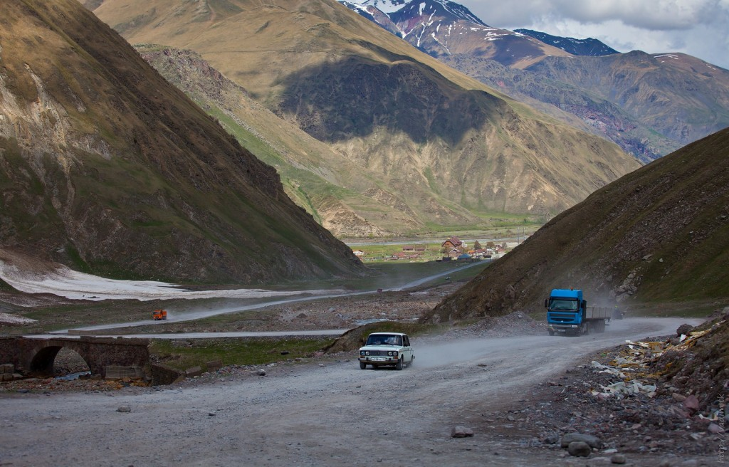 strada armenia