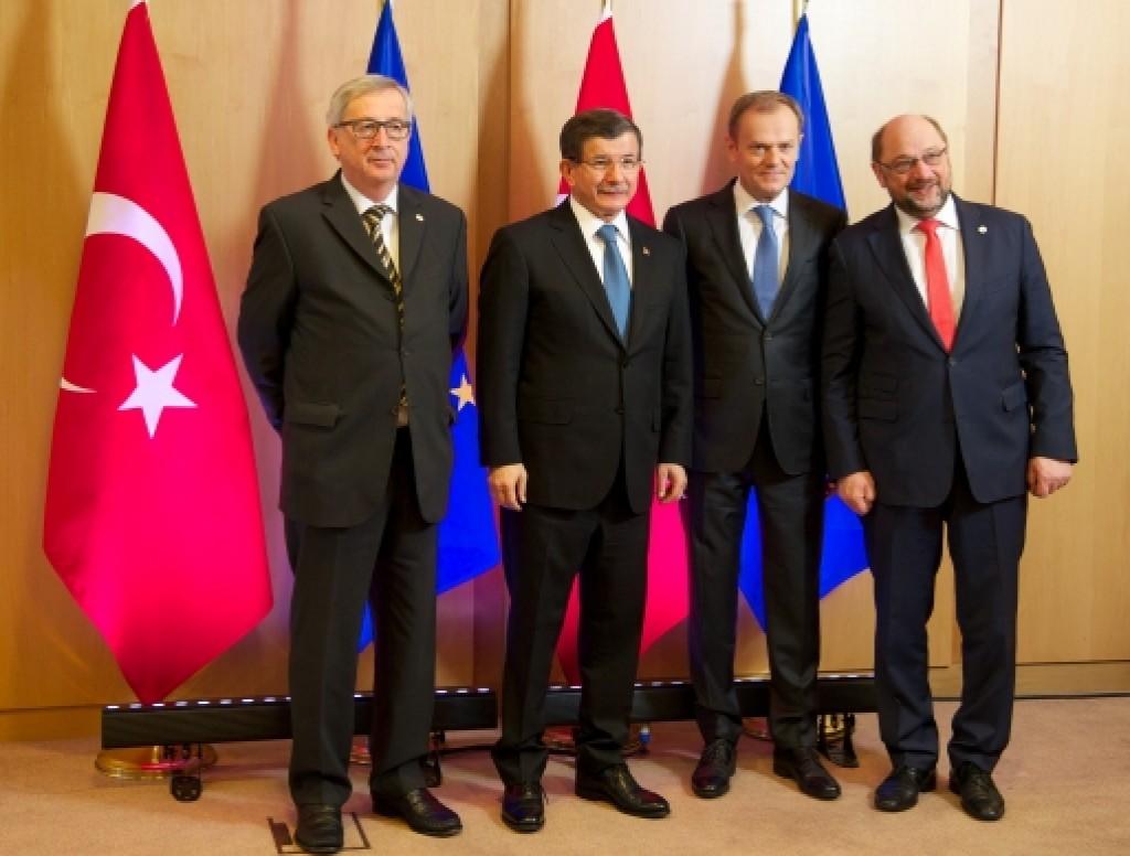 Davutoglu Ue turchia