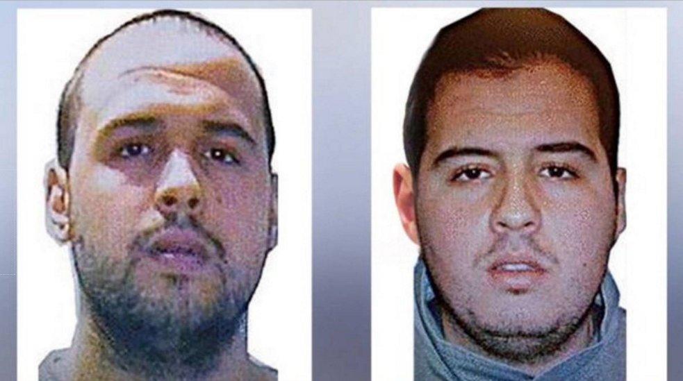 Khalid e Ibrahim El Bakraoui attentati Bruxelle