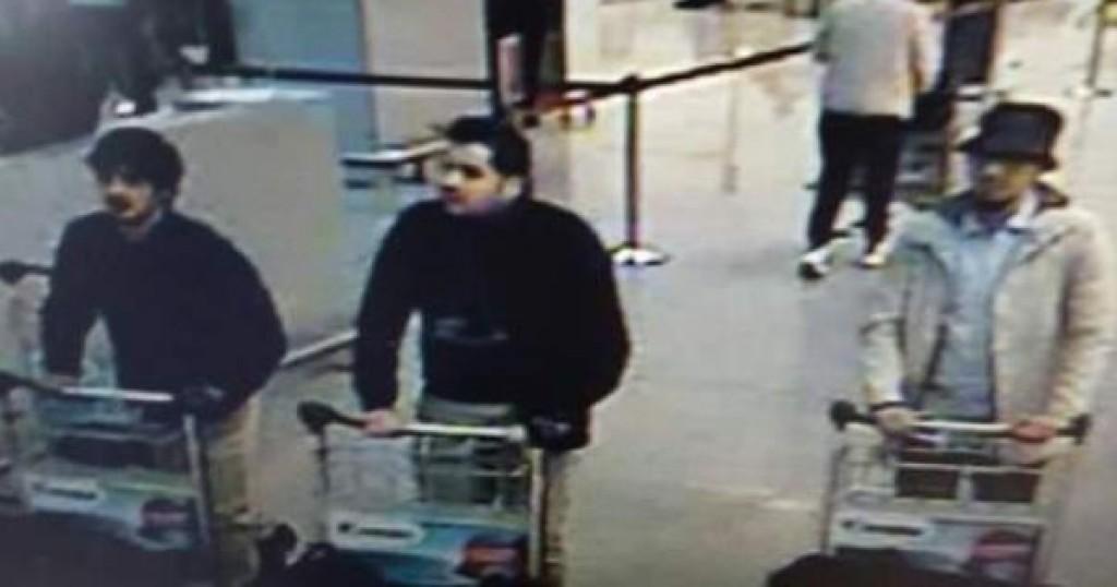 Bruxelles, attentati, aeroporto, metropolitana, terroristi, foto