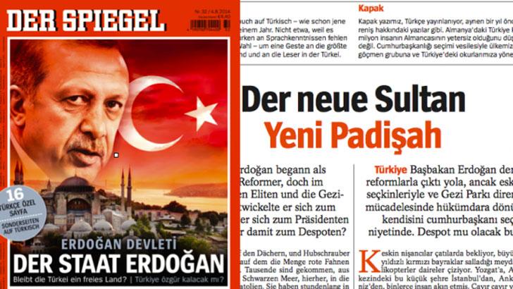 Der Spiegel, Turchia, libertà di stampa