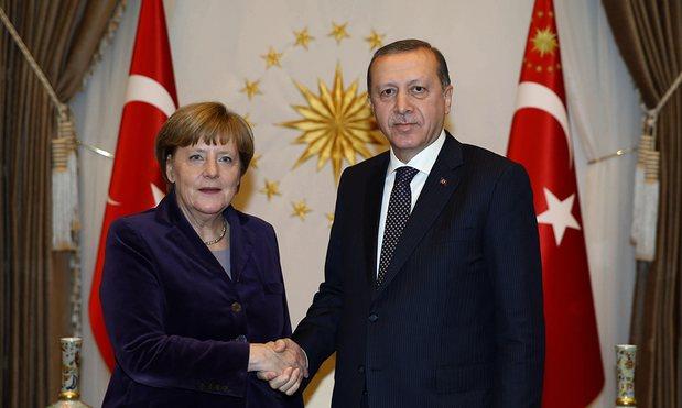 Merkel, Erdogan, Germania, Turchia, querela