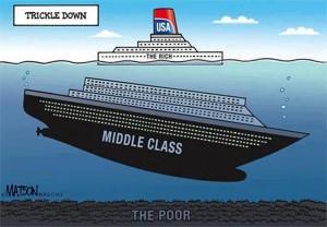 Usa2016, classe media
