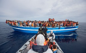 Migranti italia Ue Renzi Migration Compact