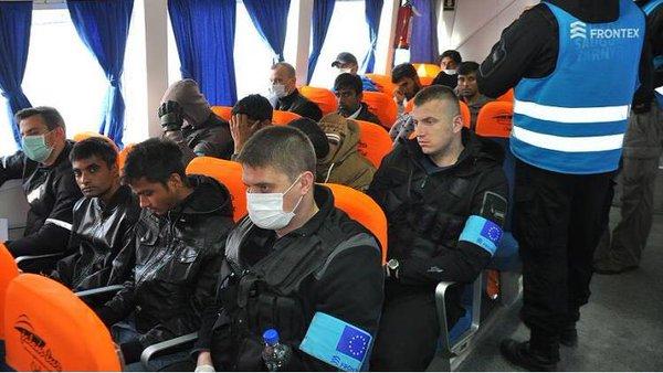 Ritorni migranti Ue Turchia