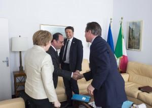 Merkel, Renzi, Germania, Italia EU, europa, leadership