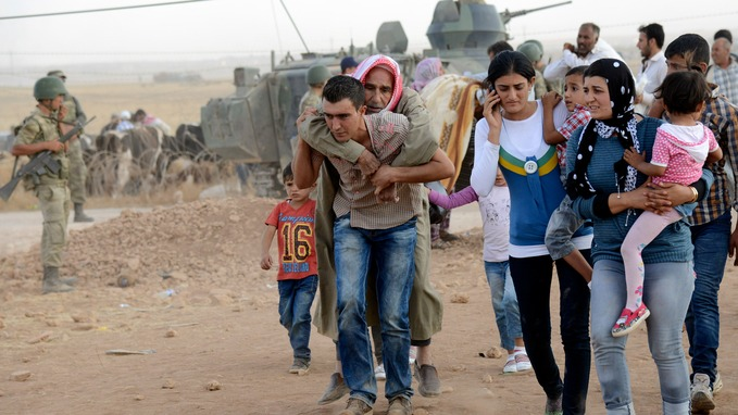 Siria rifugiati