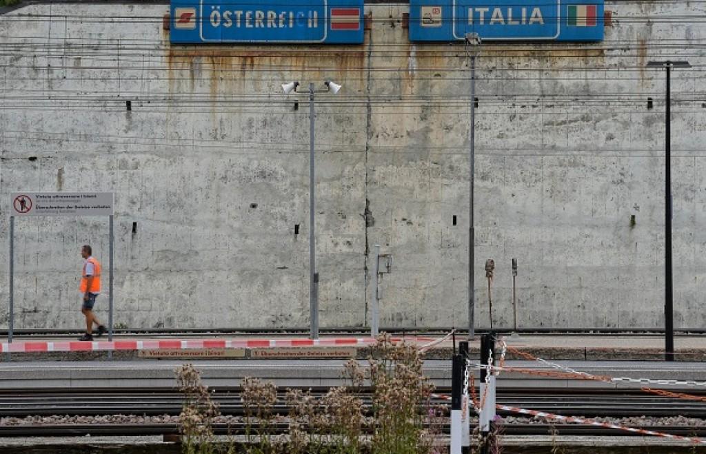 Austria muro
